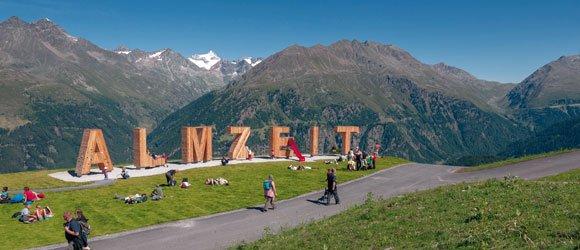 Almzeit Theme Route